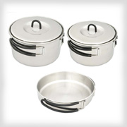 Набор посуды Tatonka Cookset Regular